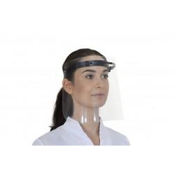 Przyłbica ochronna MyProtect 1-MP1 chroniąca całą twarz.