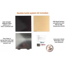 "Wham Bam Flexible Build System 254 mm x 235 mm / 10"" x 9.3"""