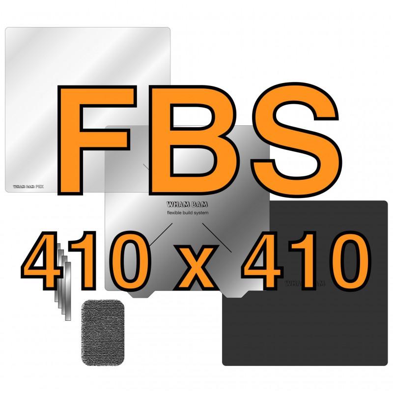 "Wham Bam Flexible Build System podkładka adhezyjna 410mm x 410mm / 16.2"" x 16.2"""
