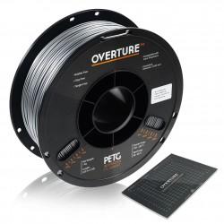 Overture PETG 3D Filament...