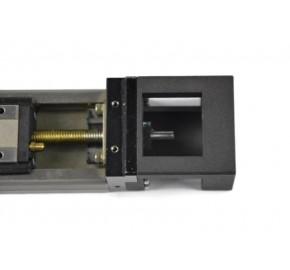 Prowadnica liniowa THK KR20A 200mm z uchwytem na silnik