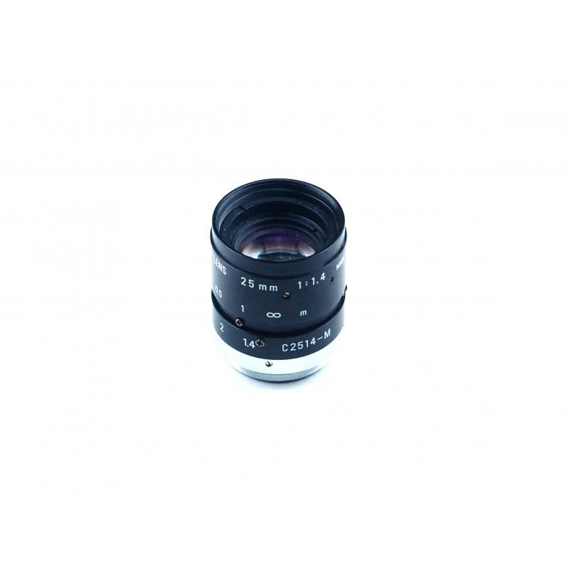 Pentax 25mm C2514-M Lens