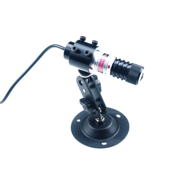Laser liniowy LINELASER czerwony 50mW