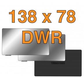 Wham Bam 138 x 78 mm Flexible Build System for Resin