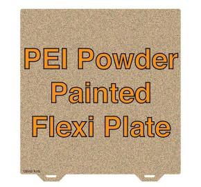 WHAM BAM Powder Painted PEI...
