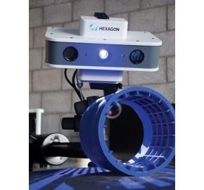Skaner 3D PRIME SCAN R8 FOV...