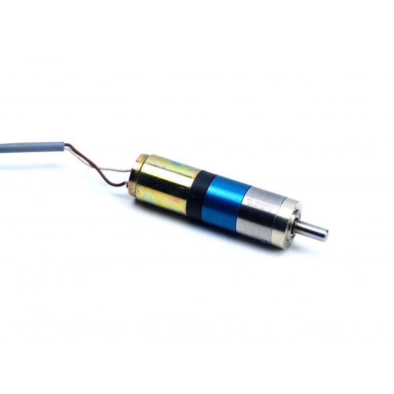 Silnik DC Faulhaber 1624T012S 12V, 1,44W+ przekładnia 134:1