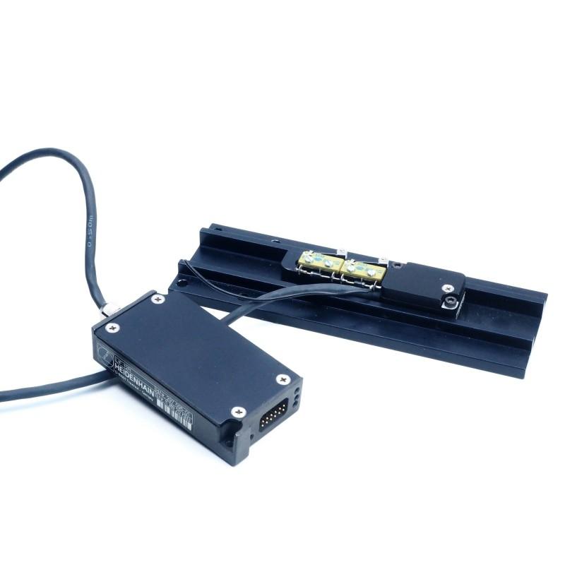 Enkoder Heidenhain LIF 12R + LIF 101R 70mm - 2