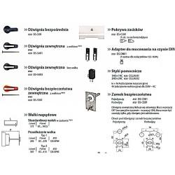 Rozłącznik  250A, 3-biegunowy, TELERGON