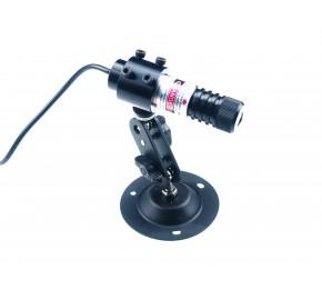 Linear laser LINELASER 50mW - red 12-24VDC