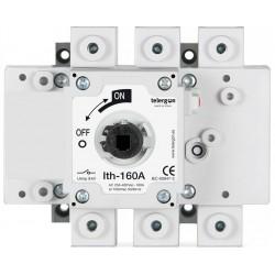 Rozłącznik izolacyjny 3-bieg.  160A /400V /  AC23A