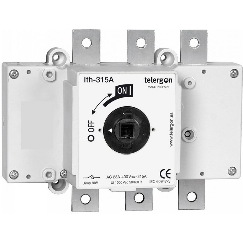 Switch-disconnector  315A , 3-Poles - 1
