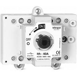 Rozłącznik izolacyjny nN 40A 3P+N