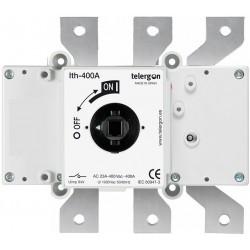 Rozłącznik izolacyjny 3-bieg.  400A /400V /  AC23A