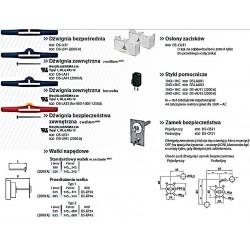 Rozłącznik izolacyjny 1250A, 3-biegunowy