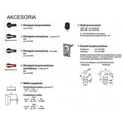 Rozłącznik izolacyjny 3 bieg. 63A / 400V / AC23A,