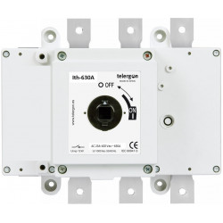 Switch-disconnector 500A , 3-Poles , TELERGON - 1