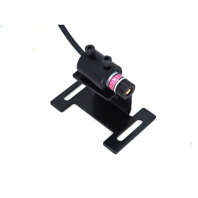 Point laser LINELASER 5mW - red - 3